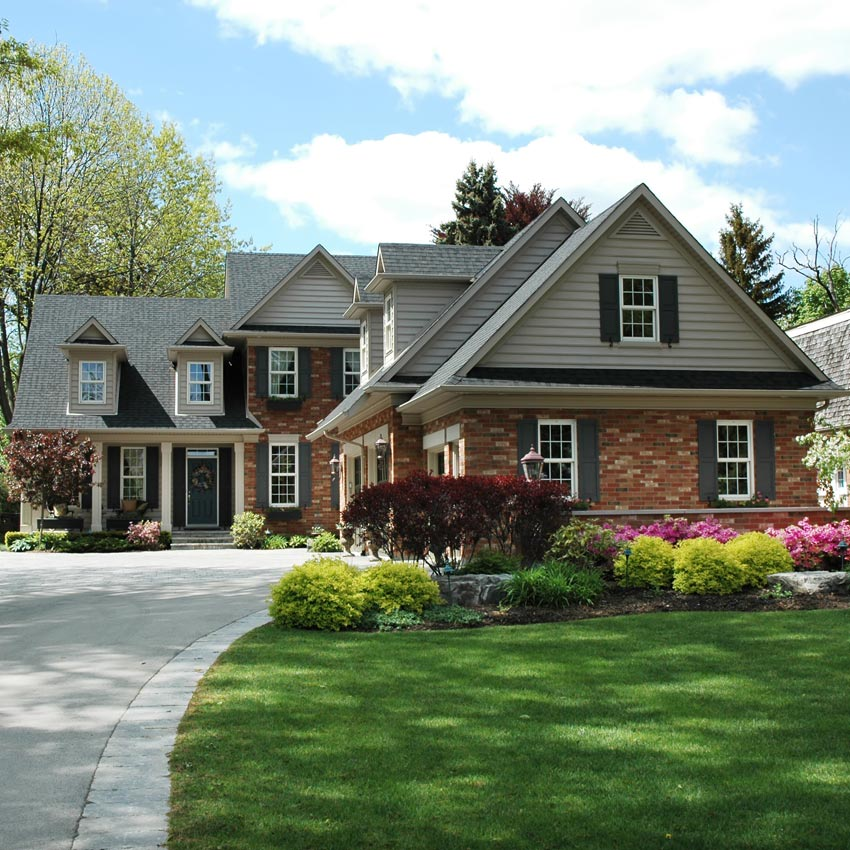 Indiana Home Inspections AWP Luxury House
