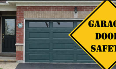 June is National Garage Door Safety Month