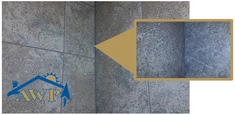 Causes Of Cracked Grout Awp Home Inspections
