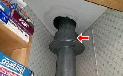 Vent Clearance = Home Safety