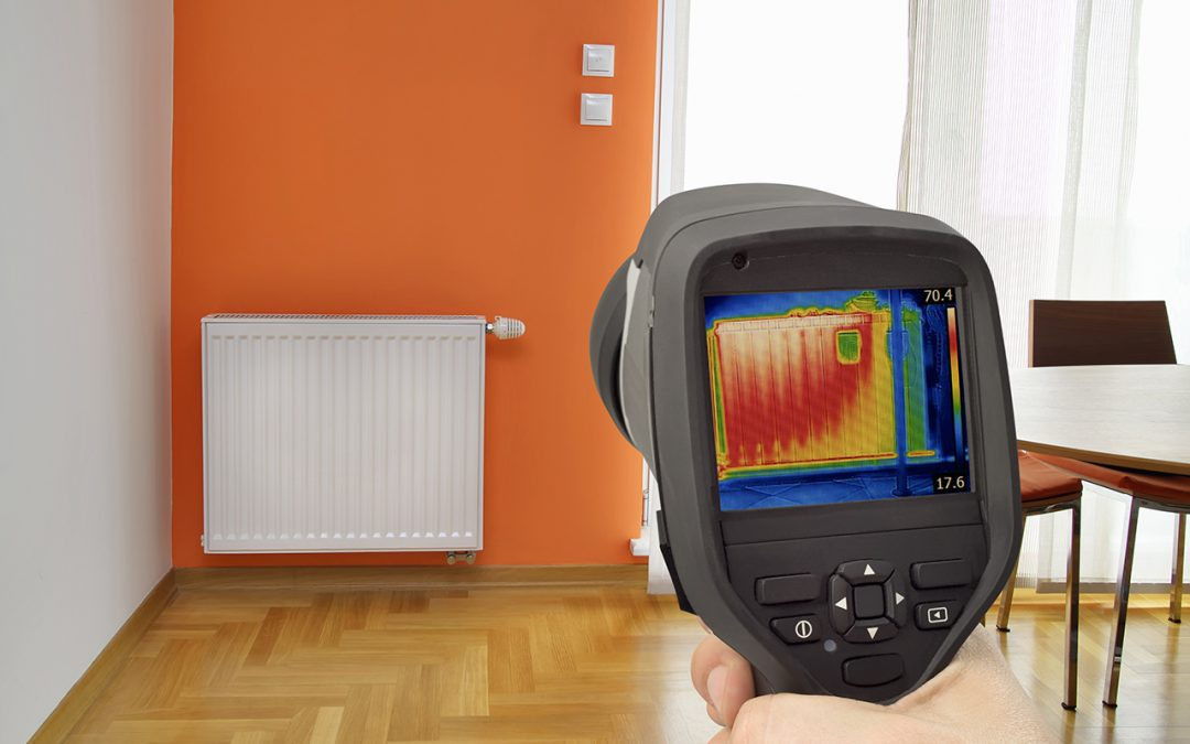 Thermal Imaging In Home Inspections and How it Works