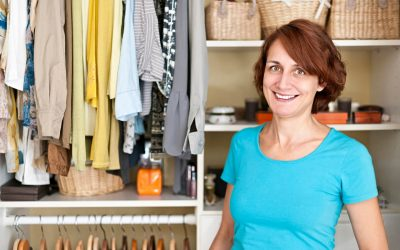 Organizing Your Closet in 4 Easy Steps