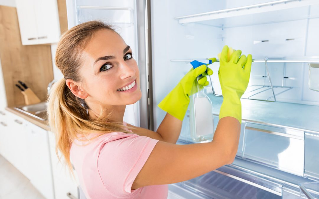 Commonly Overlooked Areas When Spring Cleaning