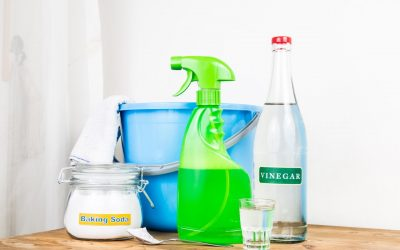 Make Your Own Natural Household Cleaners